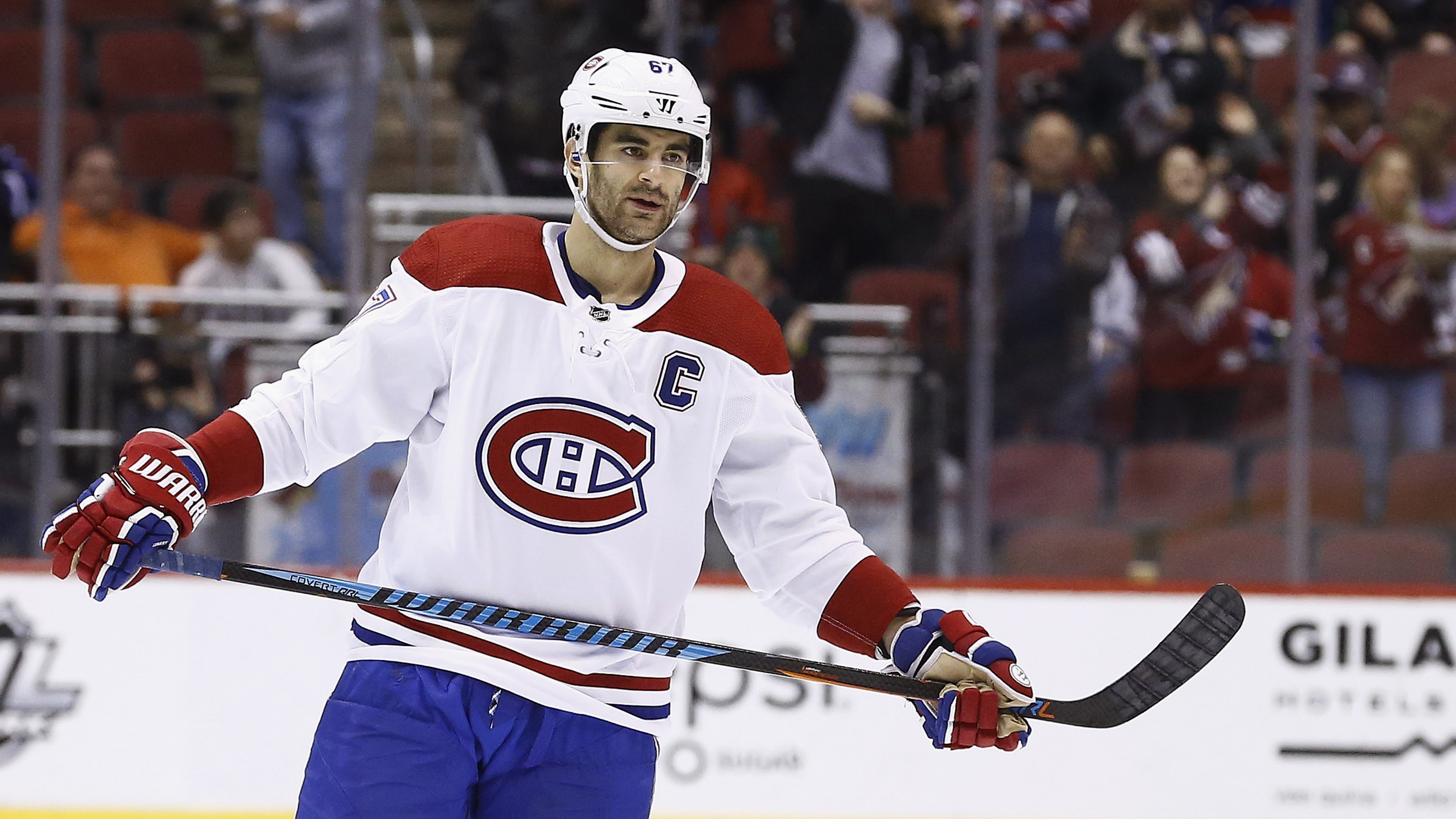 Golden Knights trade for Canadiens captain Max Pacioretty
