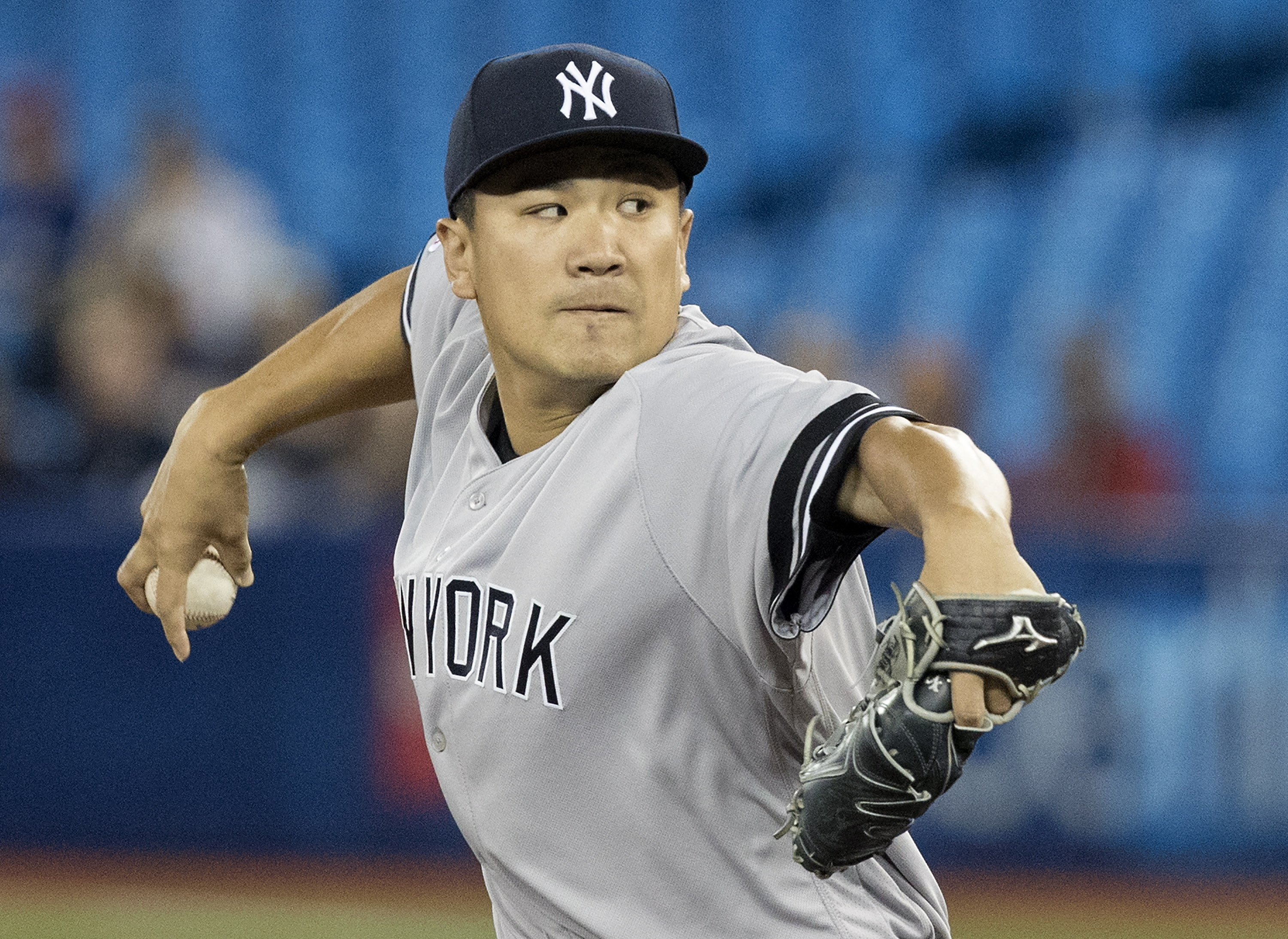 Yankees' Tanaka on paternity list; will pitch Monday vs Mets