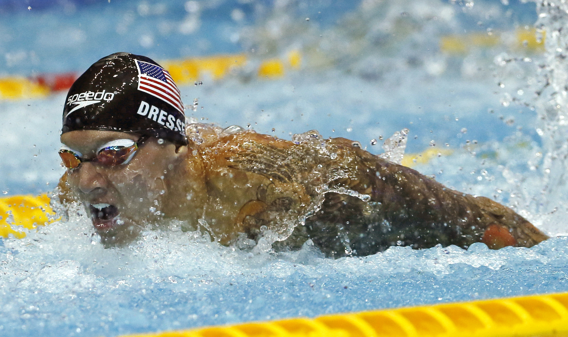 AP Interview: Dressel a reluctant superstar heading to 2020