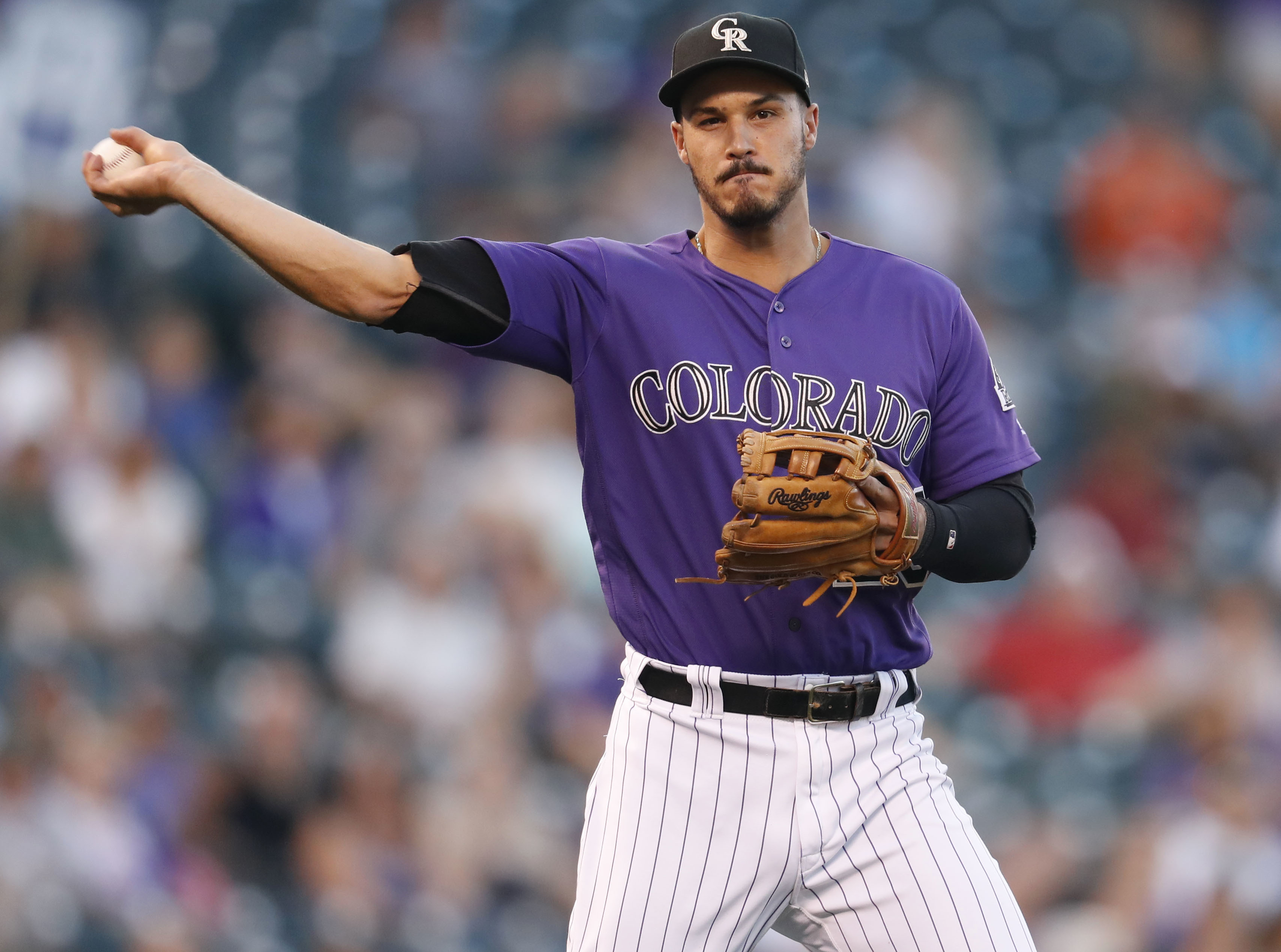 Scott Oberg, Rockies agree to $1.3 million, 1-year contract