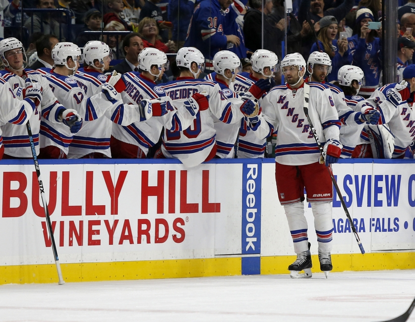 New York Rangers Will Keep Scoring