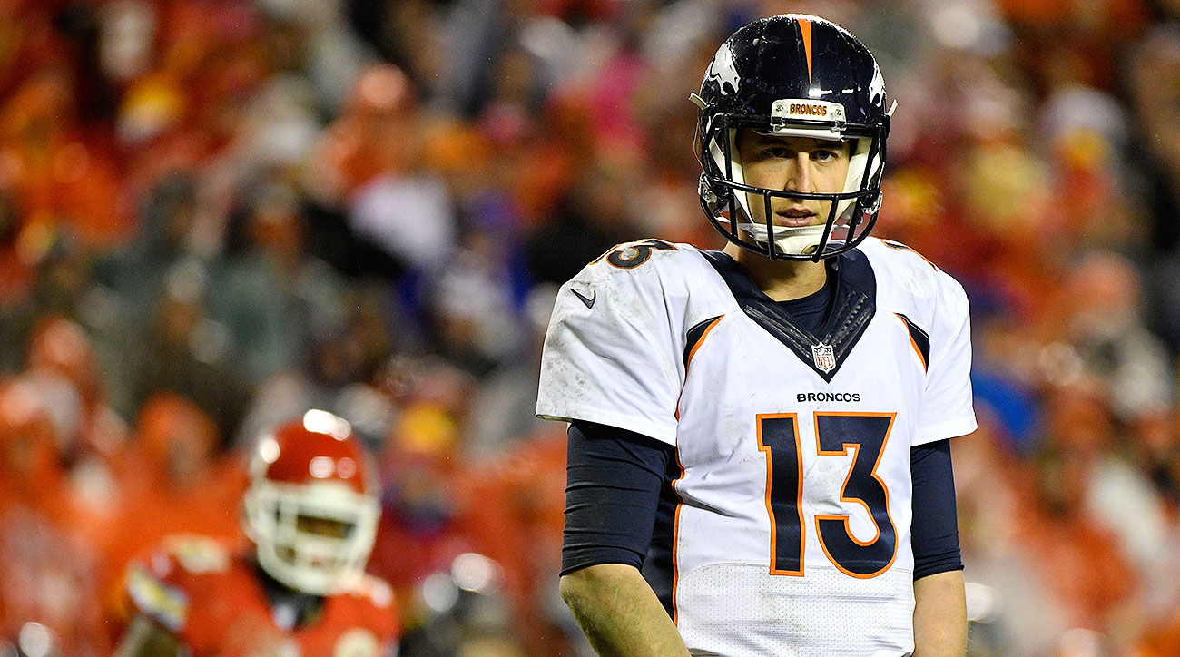 Trevor Siemian doesn't deserve all of the blame for Broncos' failures this season