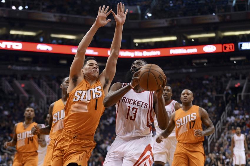 Game Day: Houston Rockets vs struggling Suns