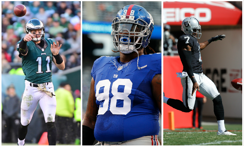 15 of the best NFL players from obscure college football programs