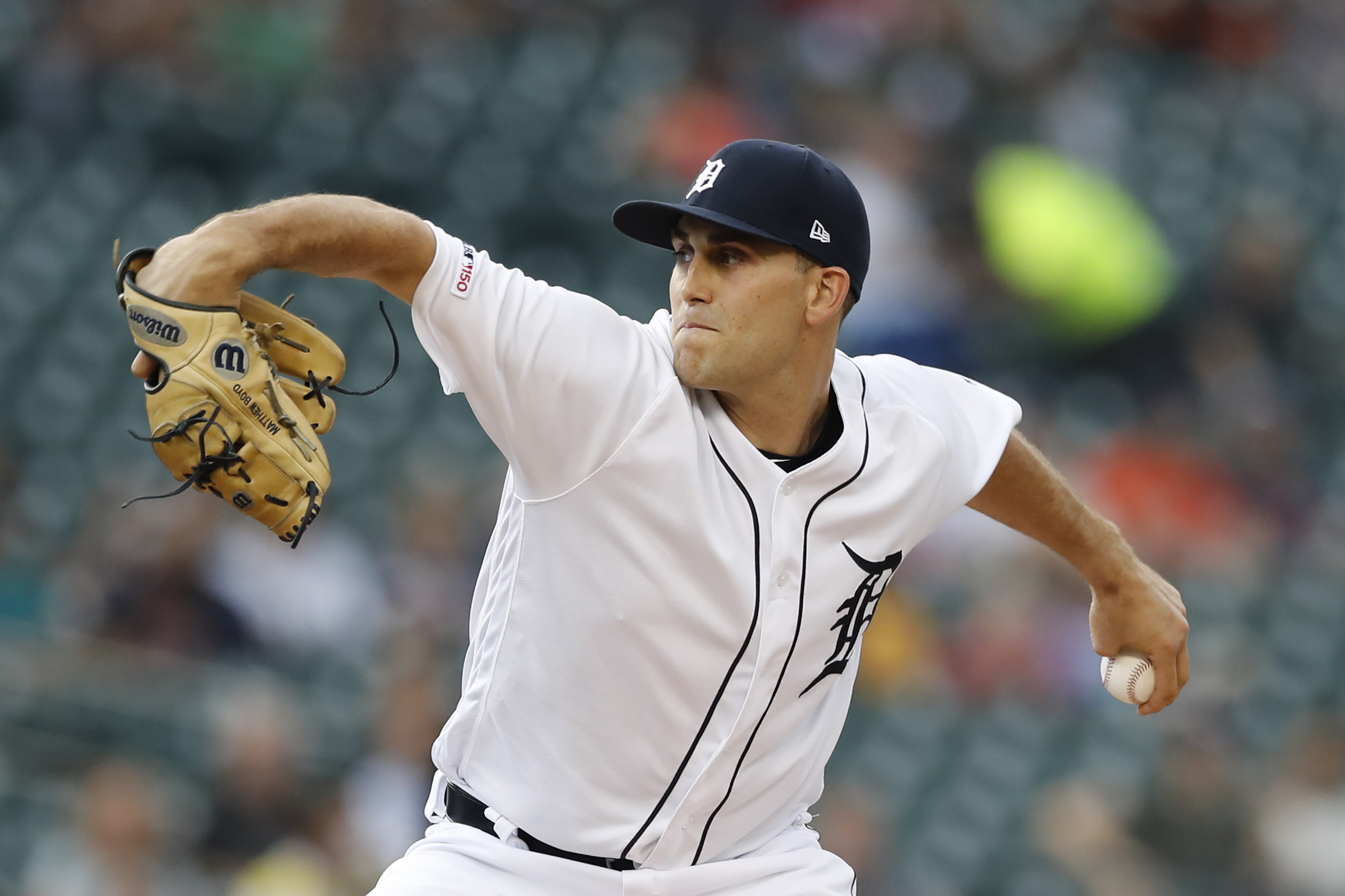 Tigers avoid arbitration with Boyd, several others
