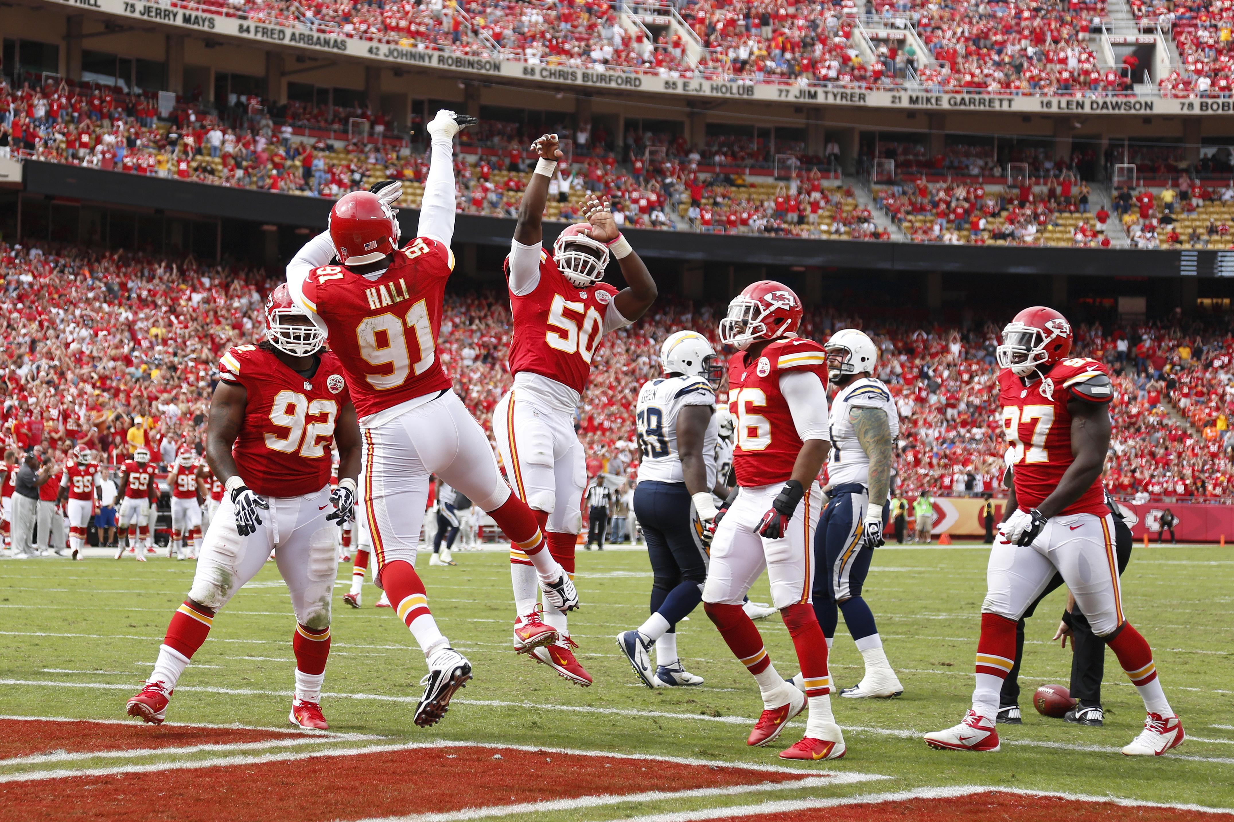 Locked on Chiefs - Finishing Strong & Justin Houston