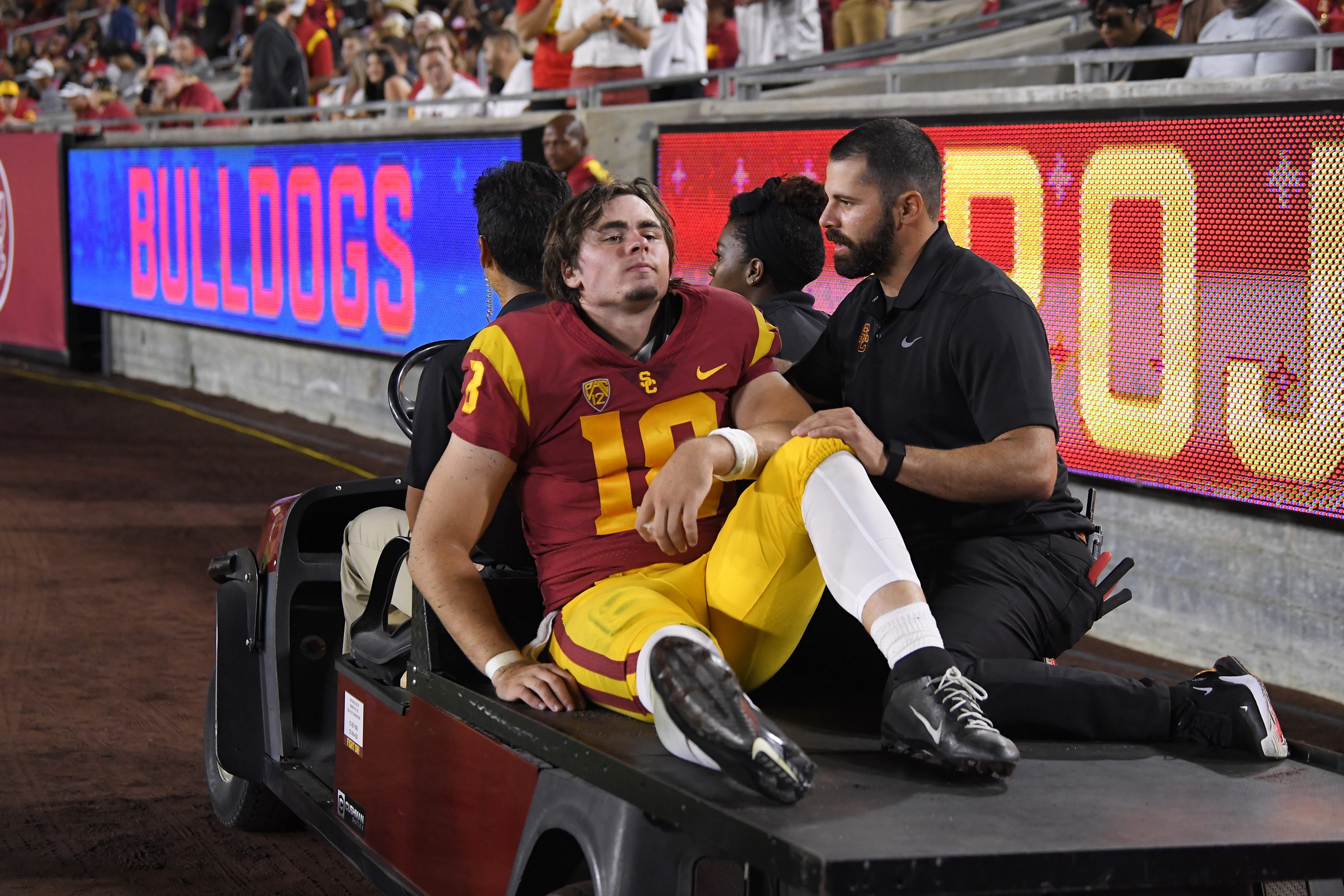 Injuries already taking a toll on Pac-12