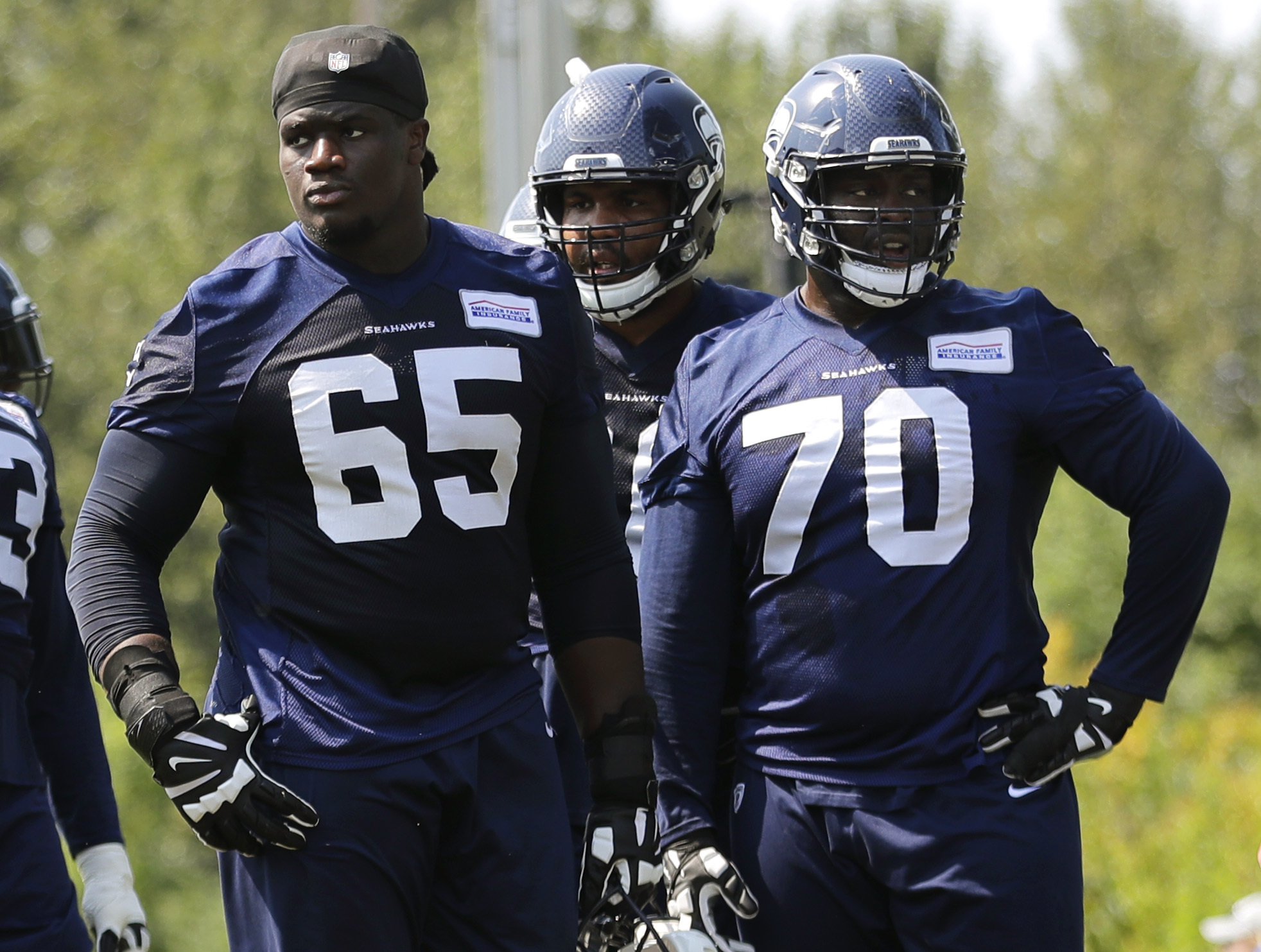 Ifedi must cut down on mistakes to stay in Seahawks lineup