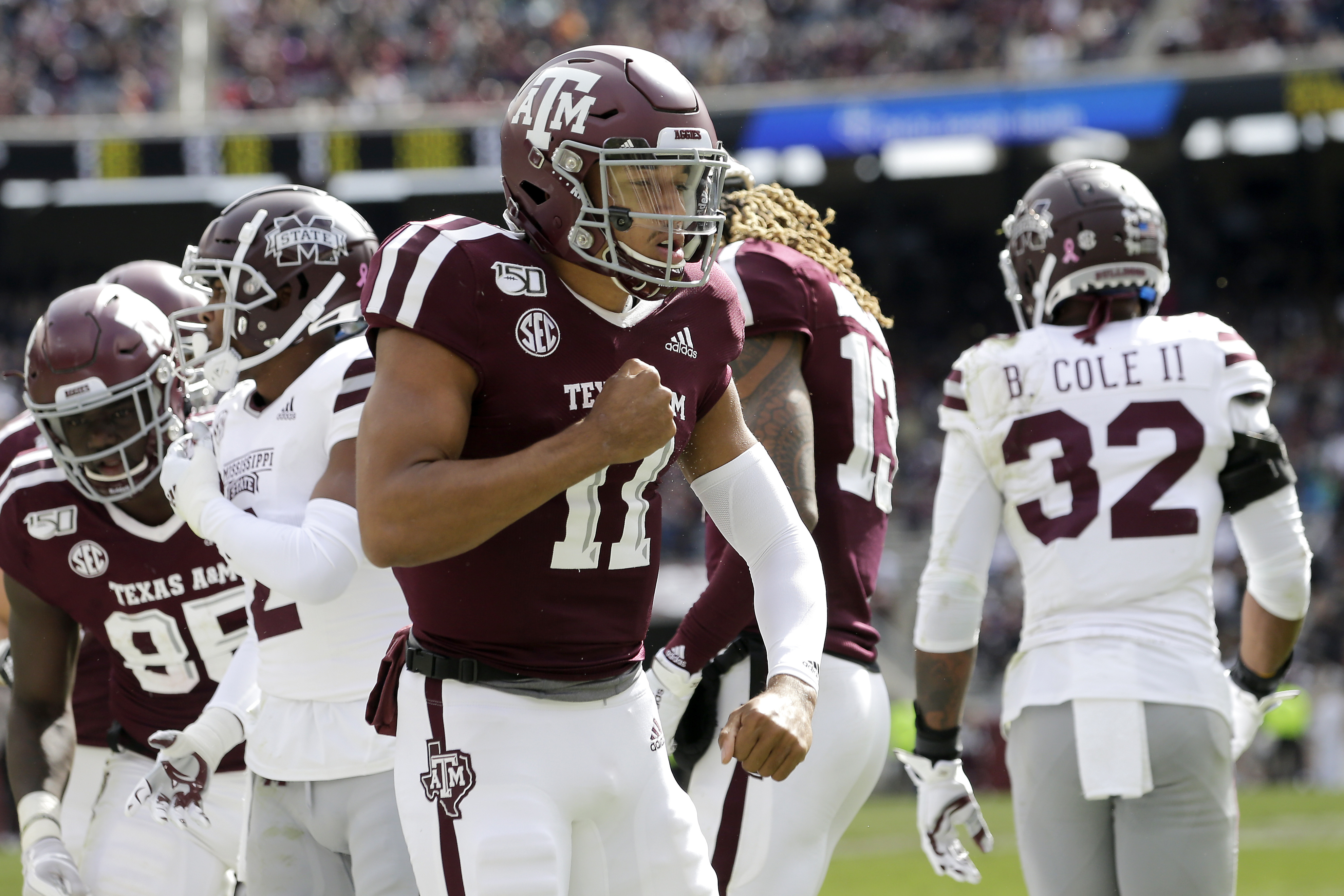 Texas A&M hosts UTSA, eager to build momentum off win