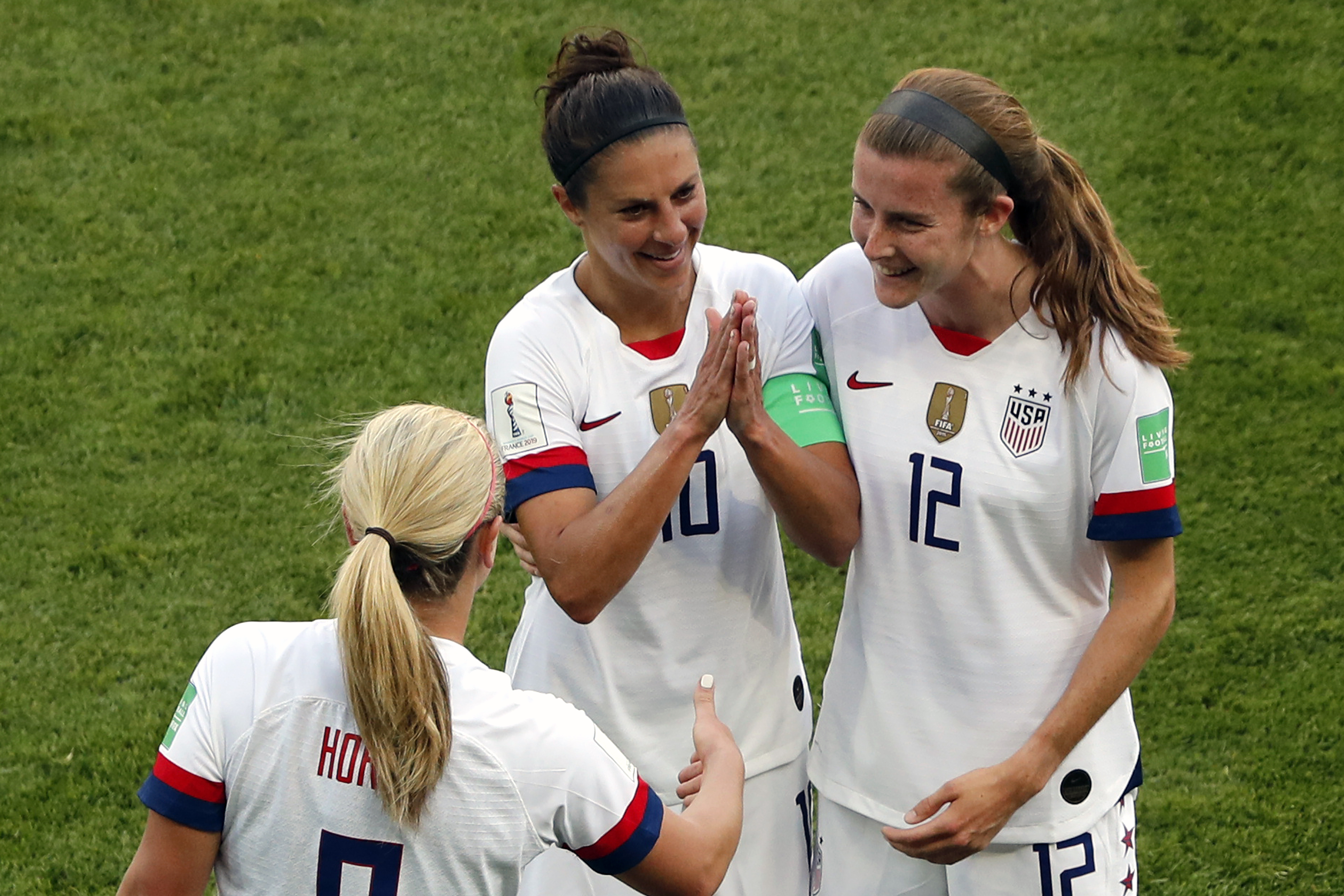 US wants win vs Swedes, even if it would mean tougher path