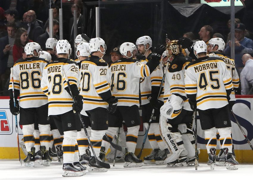 Boston Bruins: Month Of December Roundup, Additional Notes