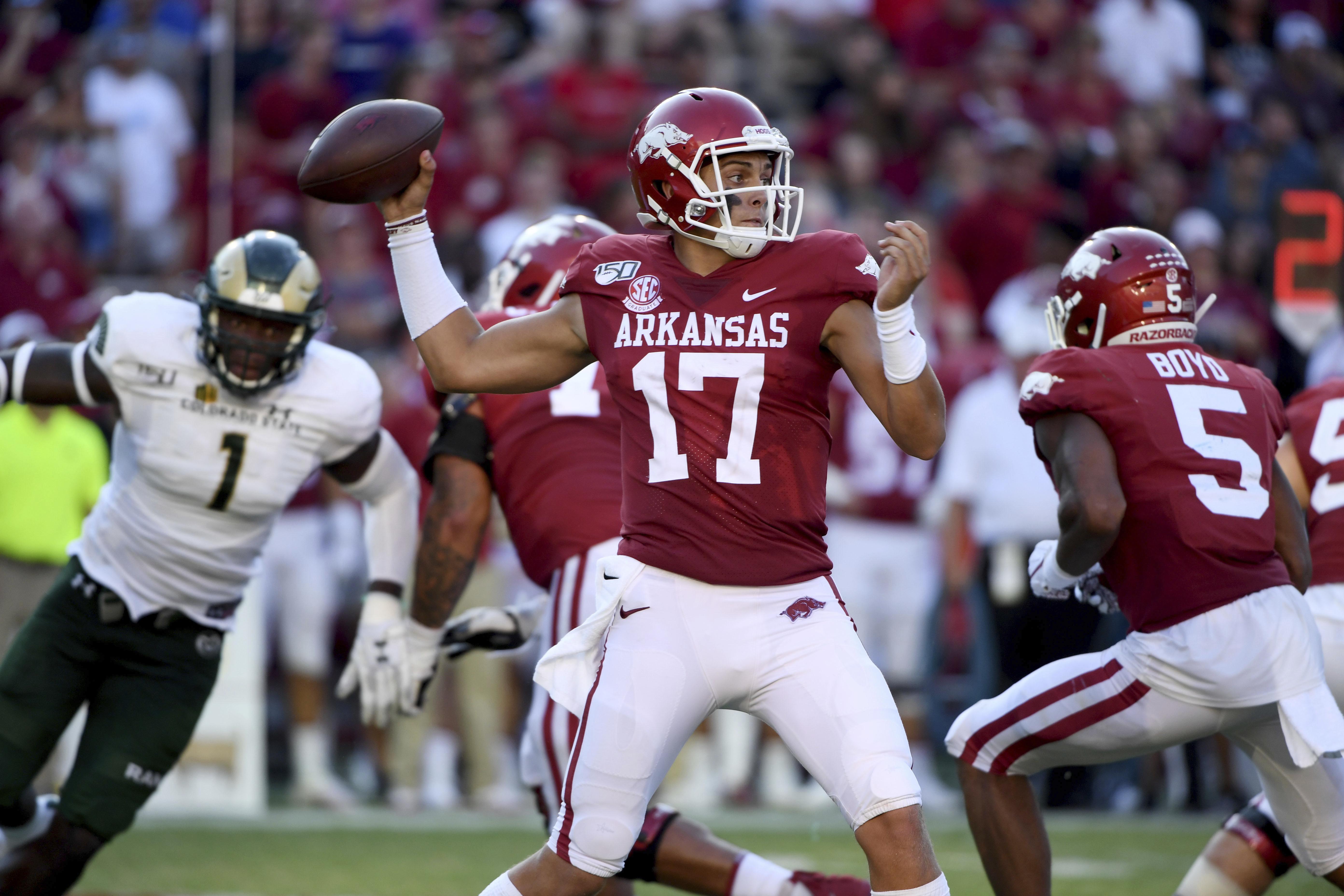 No. 24 Texas A&M hosts No. 1 and untested Alabama