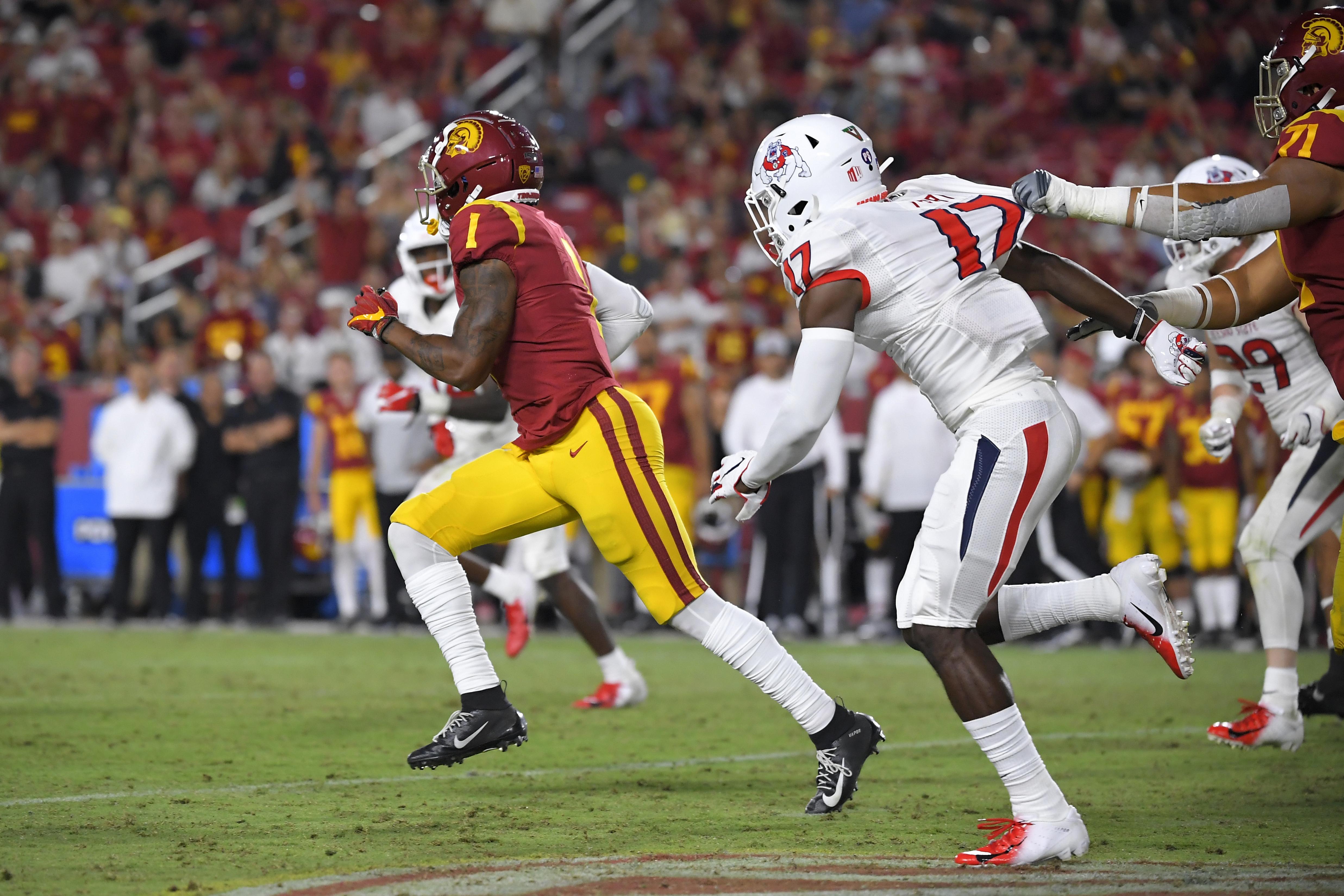 Many happy returns: KR Velus Jones Jr. shines back at USC