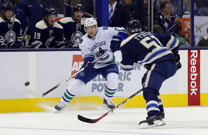 Vancouver Canucks vs. Columbus Blue Jackets: Preview, Lineups