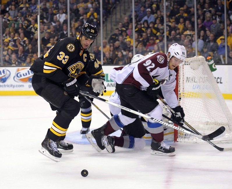 Boston Bruins Trade Options: Gabriel Landeskog