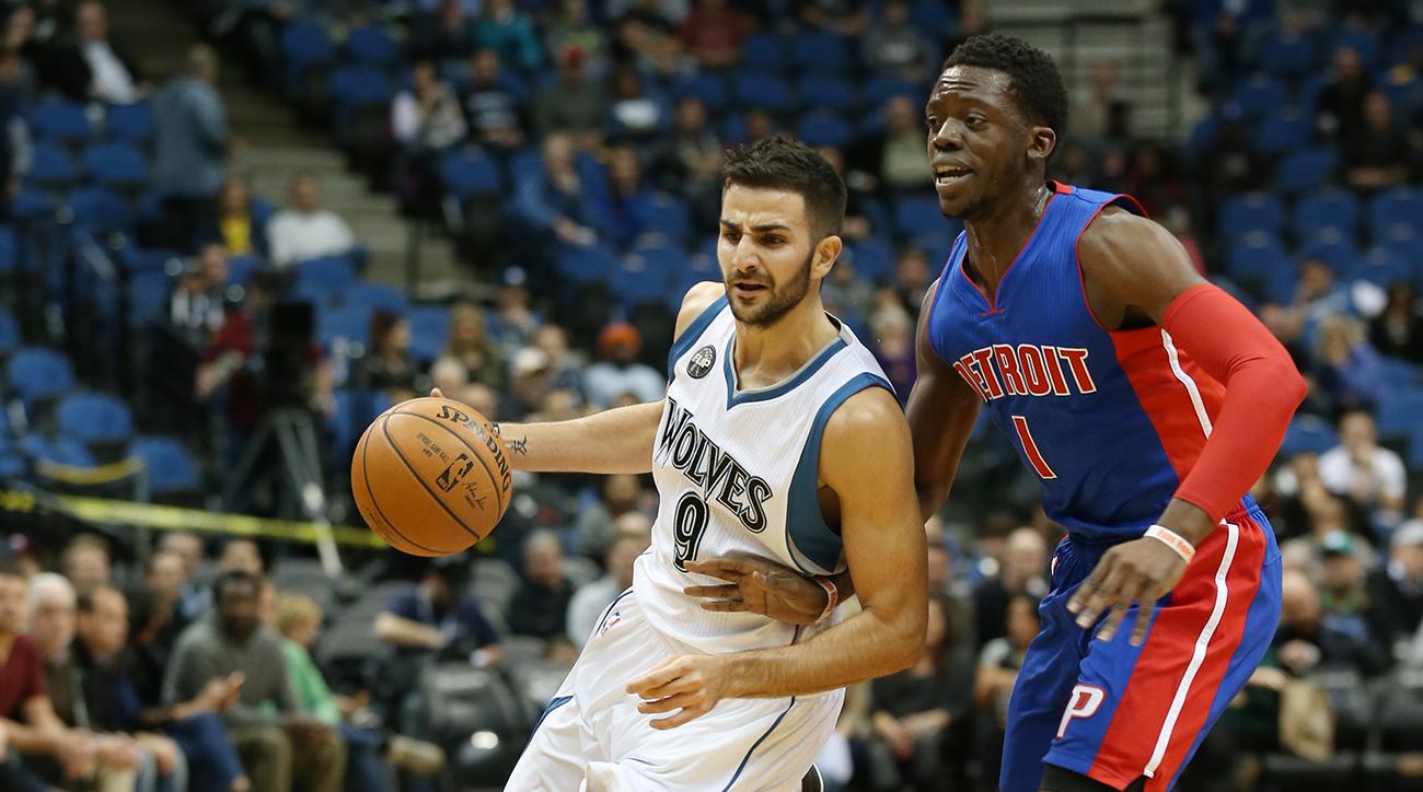 Report: Pistons, Timberwolves discussed Ricky Rubio for Reggie Jackson trade