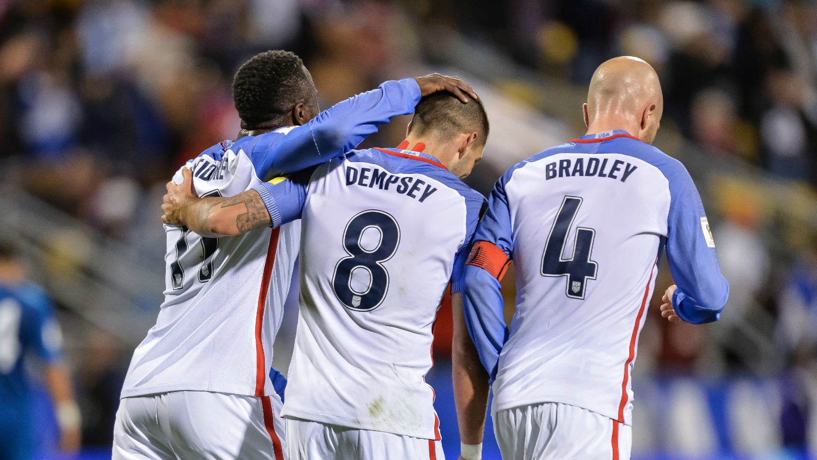 U.S. Soccer announces finalists for 2016 Male Athlete of the Year