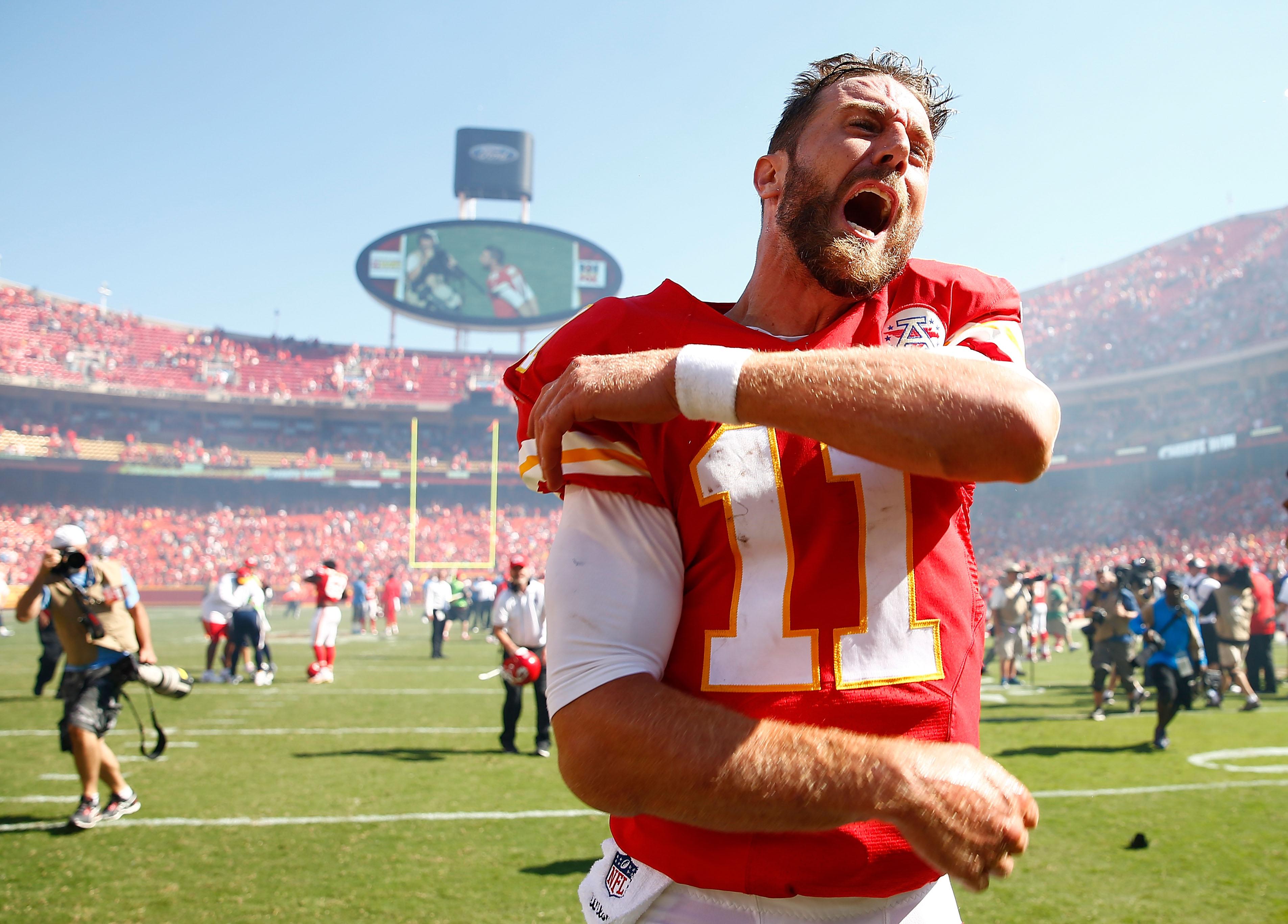 3 reasons why the Kansas City Chiefs will win Super Bowl LI