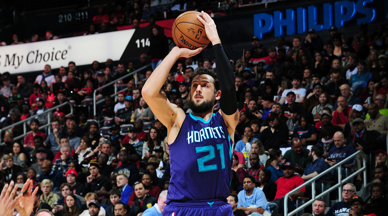 Marco Belinelli hit the greatest game winner in NBA history, except it didn't count