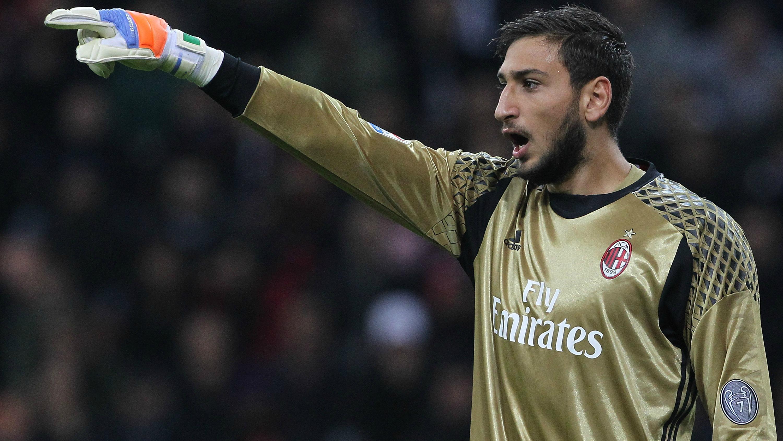 6 clubs Gianluigi Donnarumma could play for next season