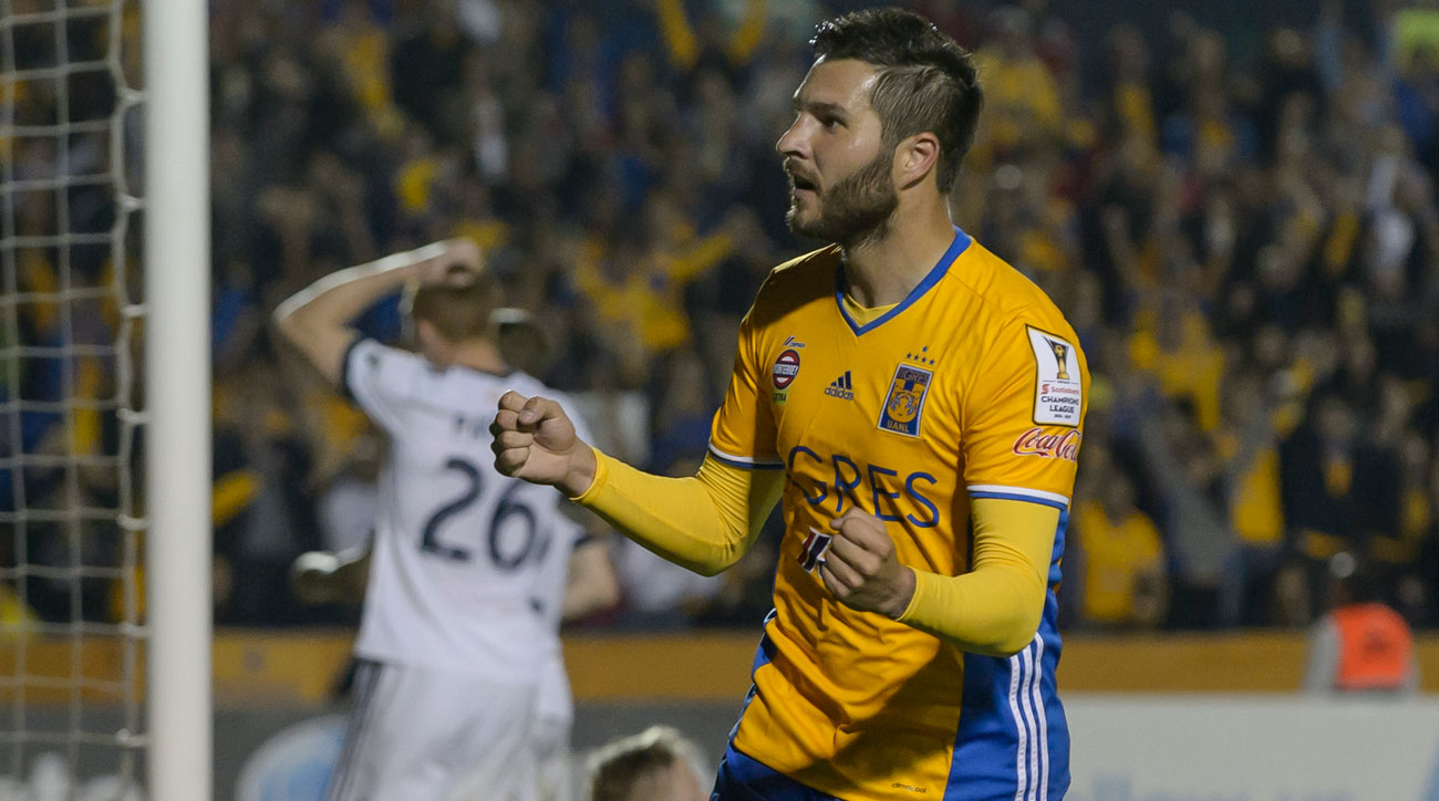 Gignac stunner helps Tigres finish off Whitecaps, set up all-Liga MX CCL final