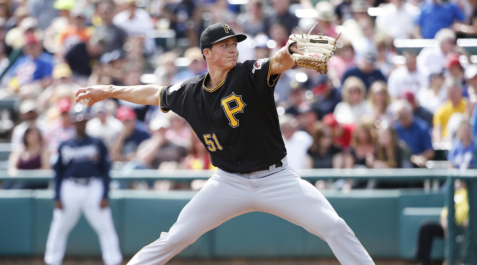 Fantasy Bio Blast: Tyler Glasnow to make MLB debut for Pirates