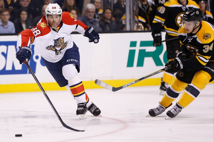 Boston Bruins: Jaromir Jagr Chasing History Against Former Team