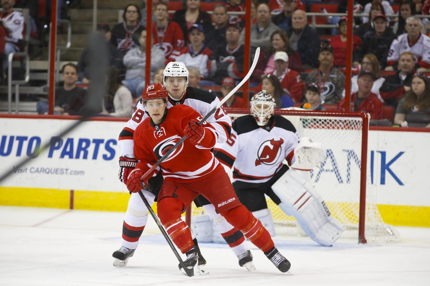 Carolina Hurricanes Stat Review: Sell My Soul For Win Against Devils