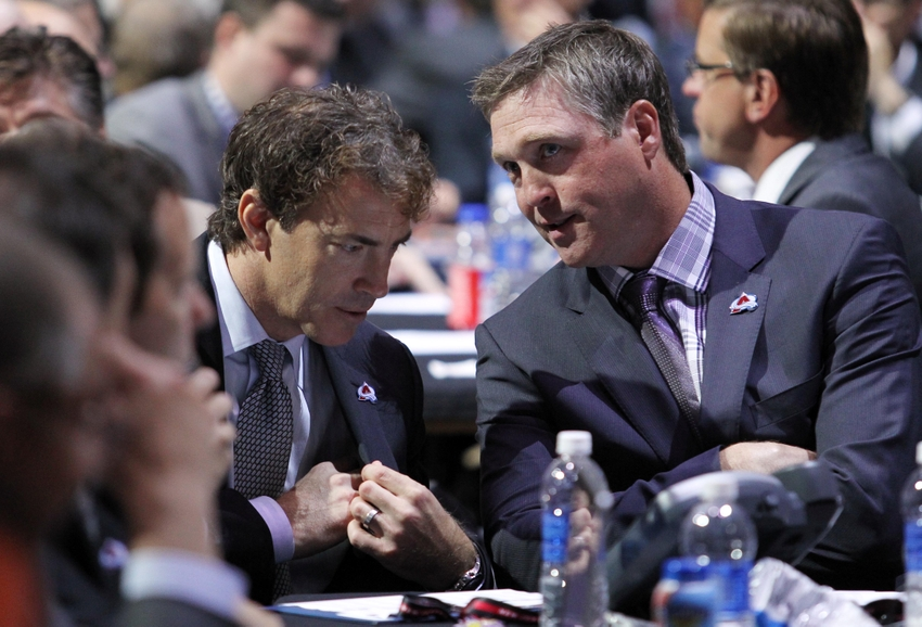 Colorado Avalanche: What GM Joe Sakic Says about the Season