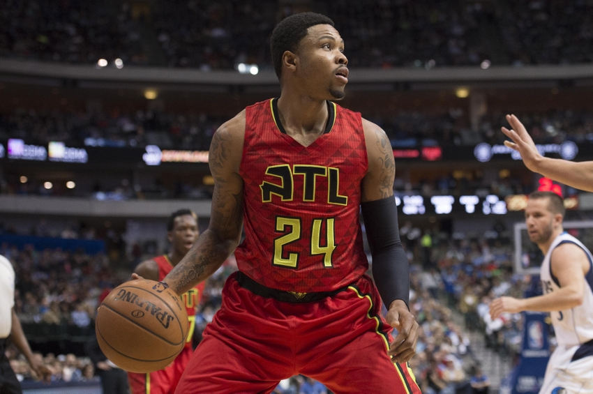 Atlanta Hawks: An Up And Down Year For Kent Bazemore