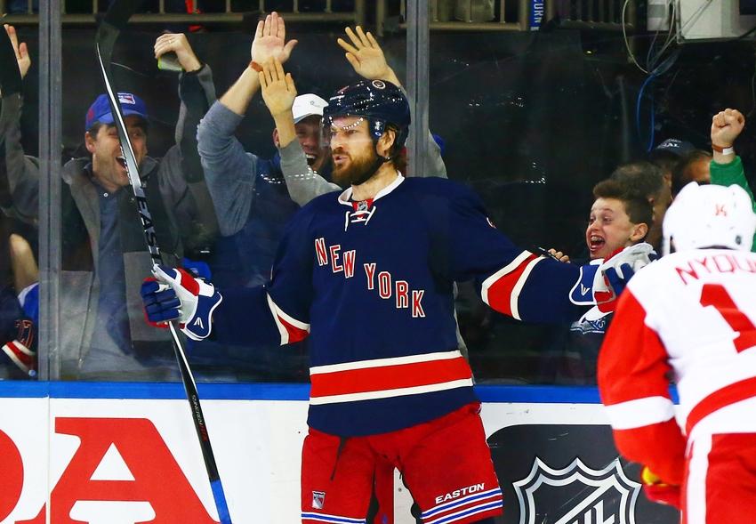 New York Rangers Rebuttal: Undoing Michael Del Zotto Trade