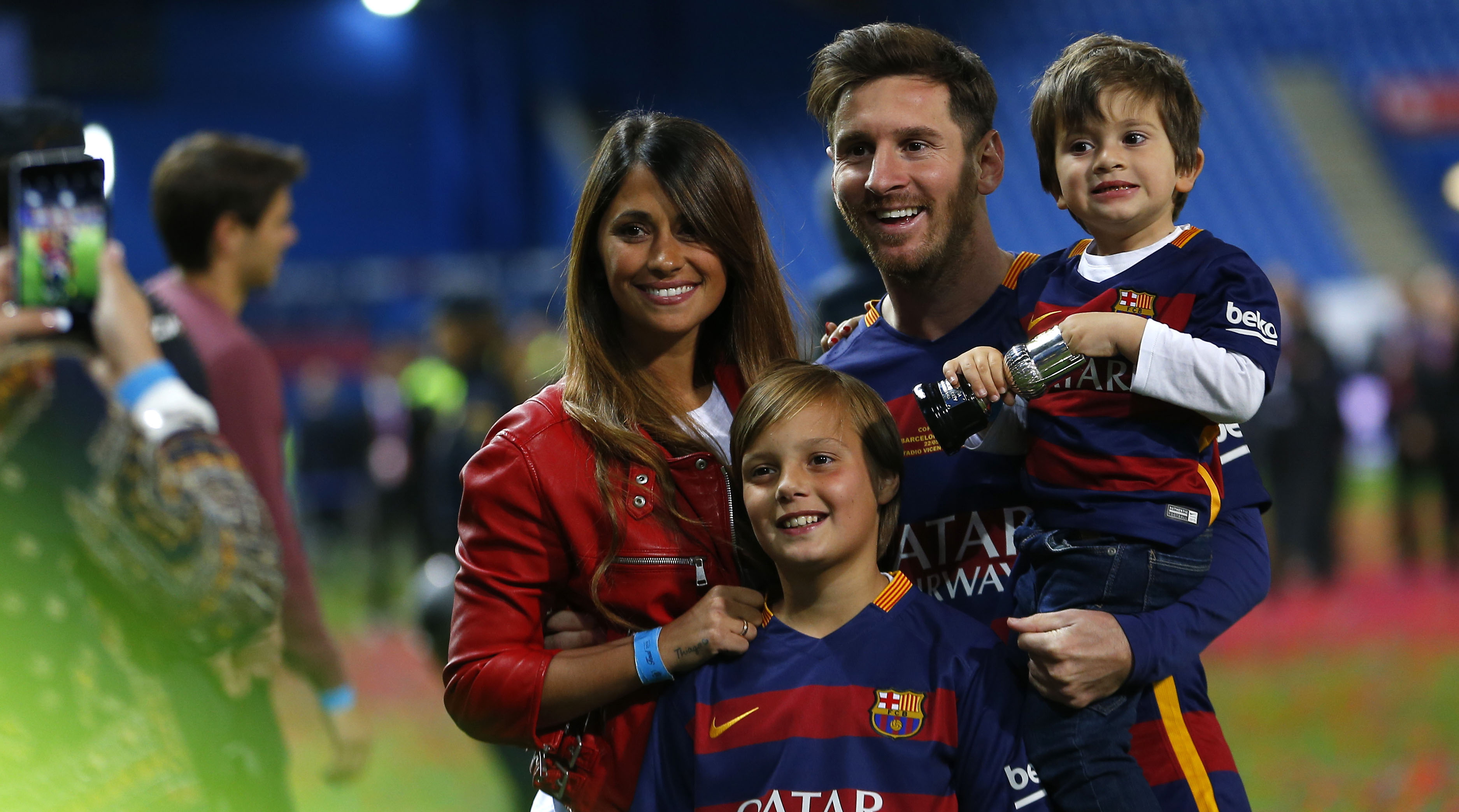 Ivan Rakitic claims Lionel Messi bought his neighbors' home because they were too noisy
