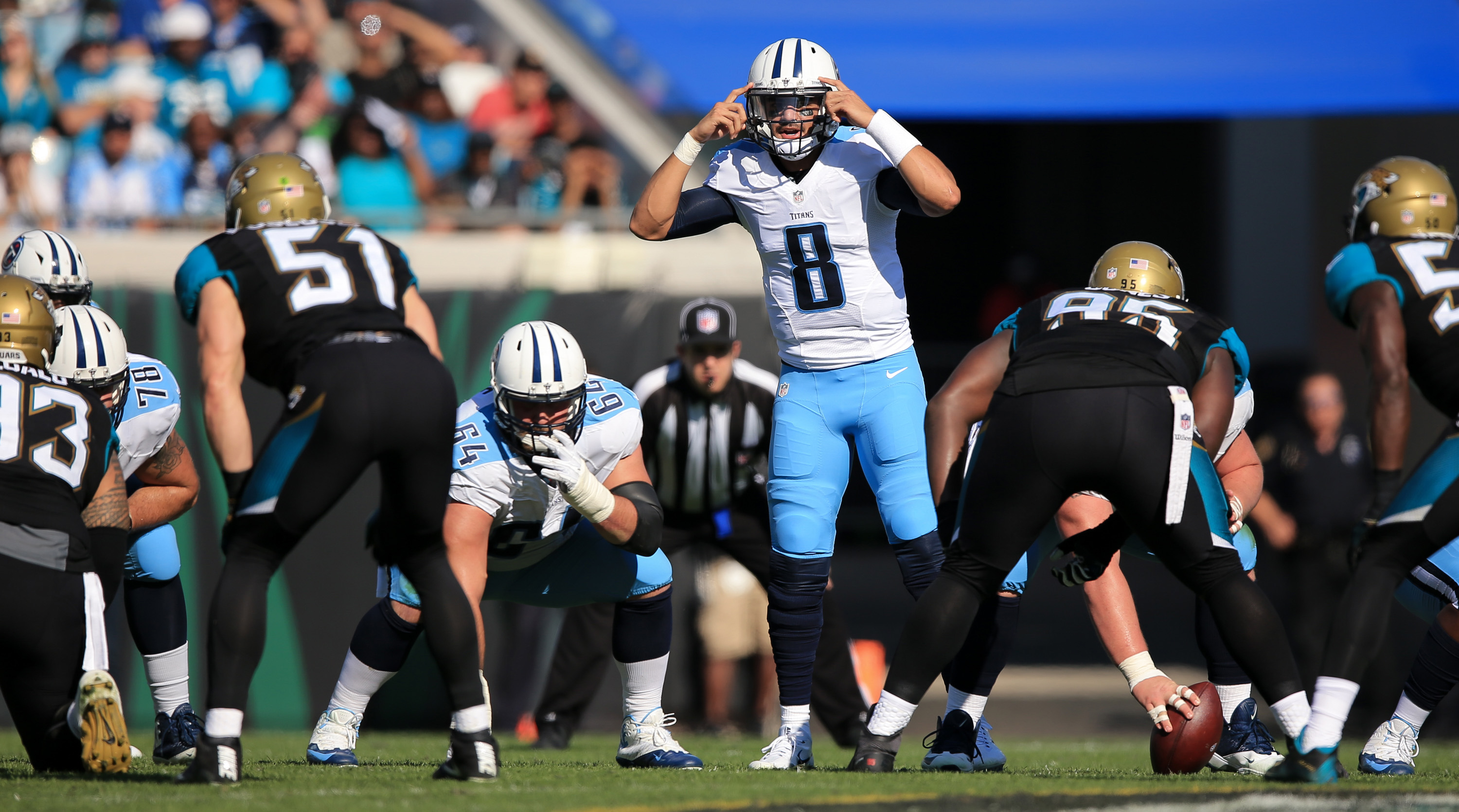 NFL Week 16 injury roundup: Titans lose Marcus Mariota, Jets lose Bryce Petty