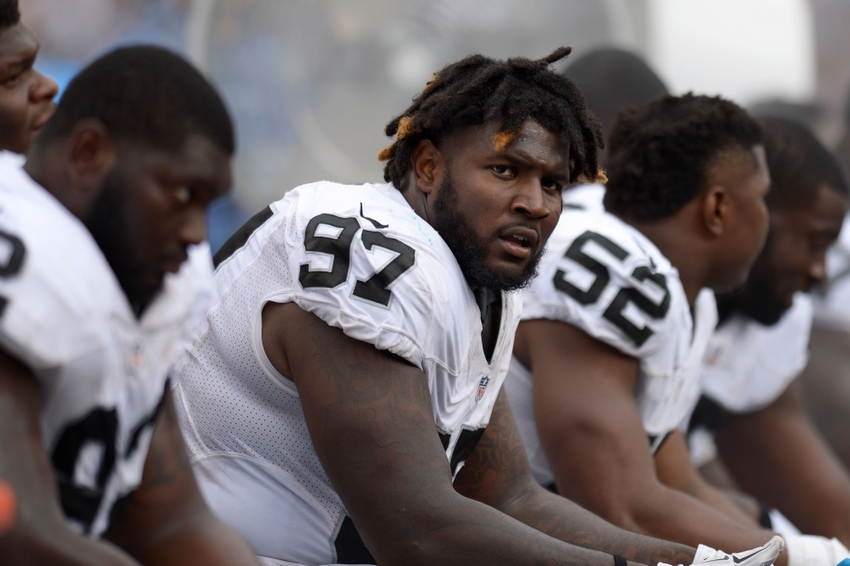 Injury Report: Oakland Raiders vs. Indianapolis Colts