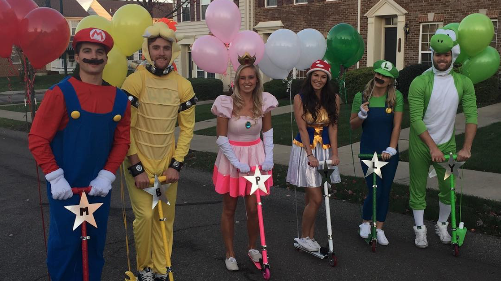 Ranking the NHL's 28 best Halloween costumes this year