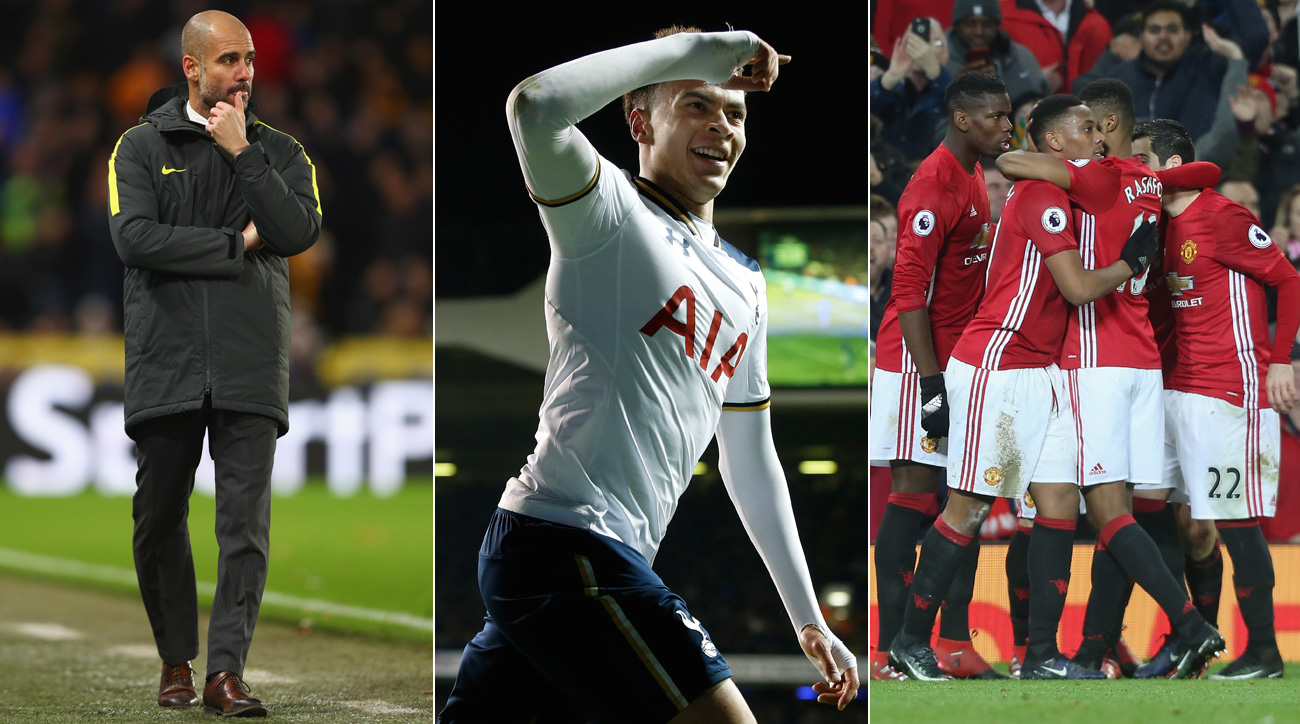 Alli the greatest; other winners, losers from Premier League's wild holiday slate
