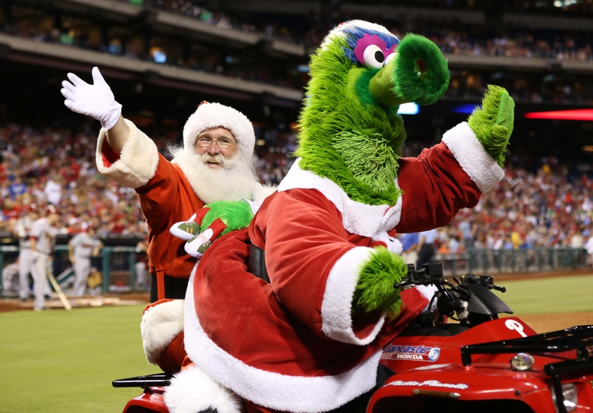 Phillies: A Very Merry Christmas From That Balls Outta Here!