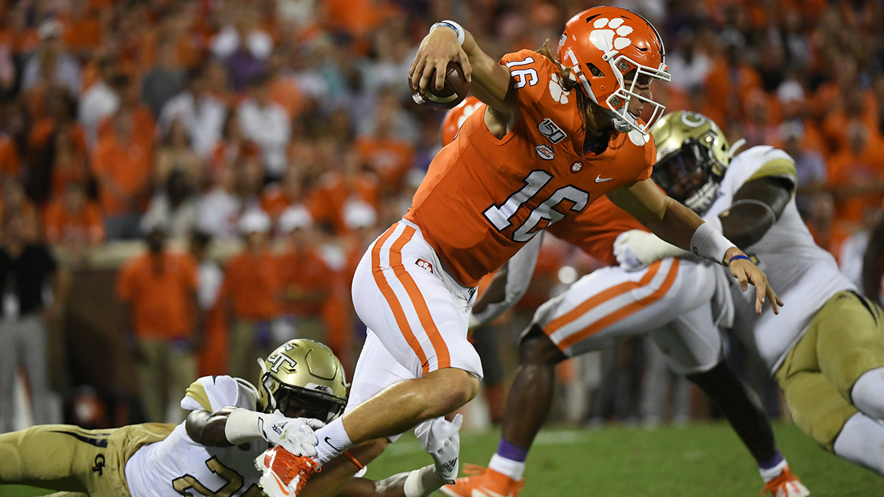 Heisman Forecast: Clemson's Trevor Lawrence can make an early statement in race vs. Texas A&M