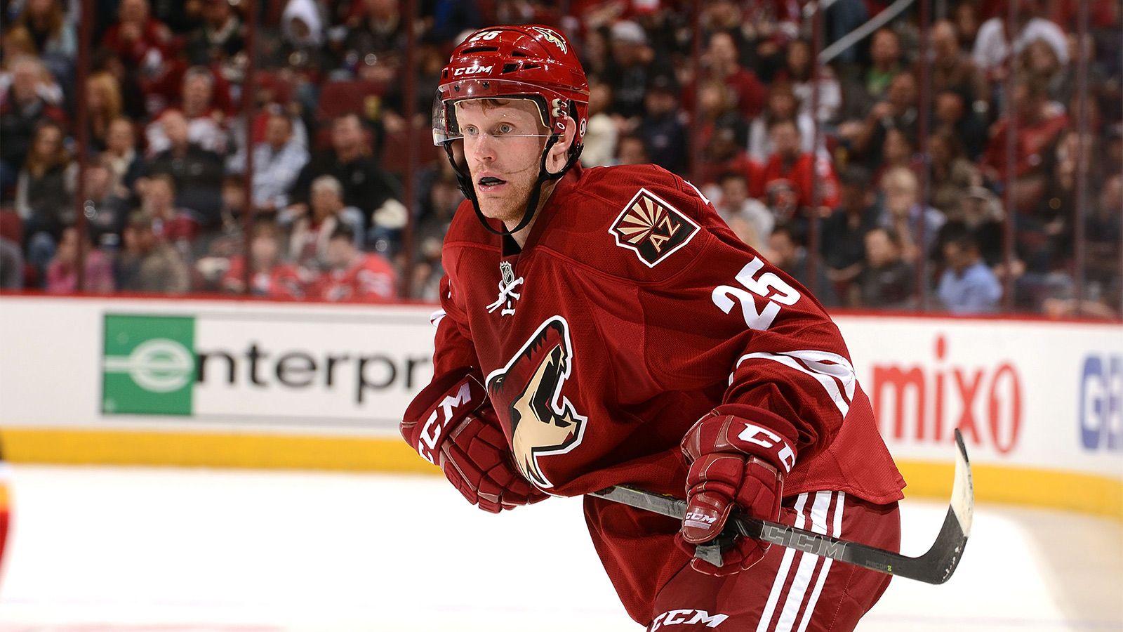 Coyotes recall Jeffrey, Samuelsson from Springfield