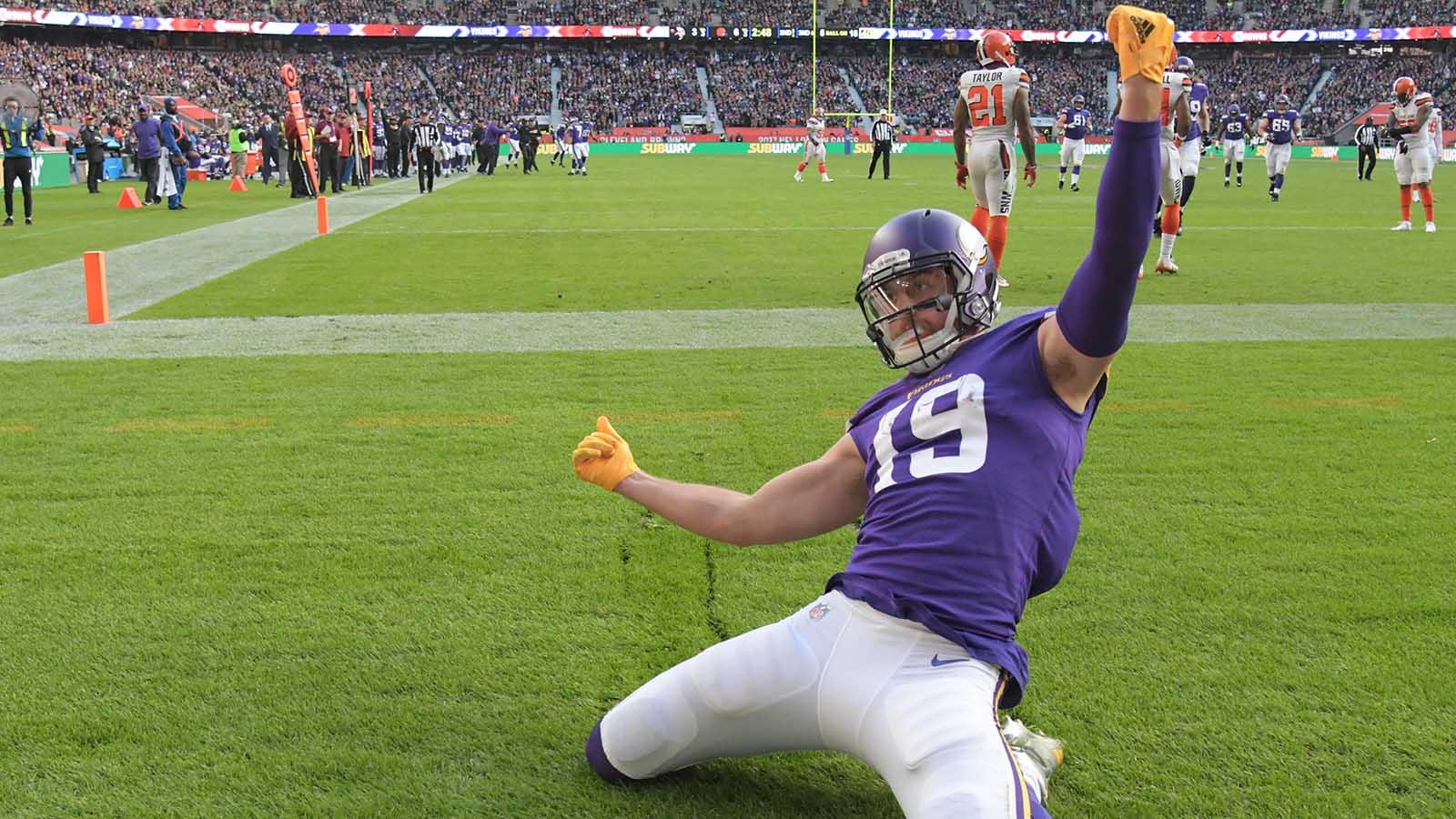 Upon Further Review: Vikings at Browns