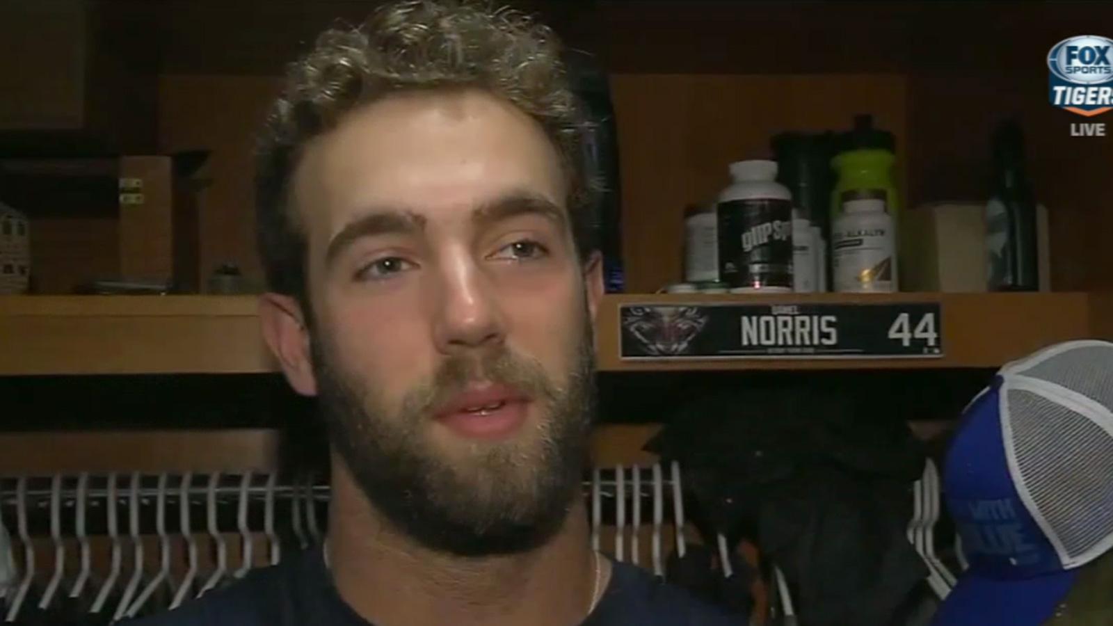 Tigers Pregame 9.7.15: Daniel Norris (VIDEO)