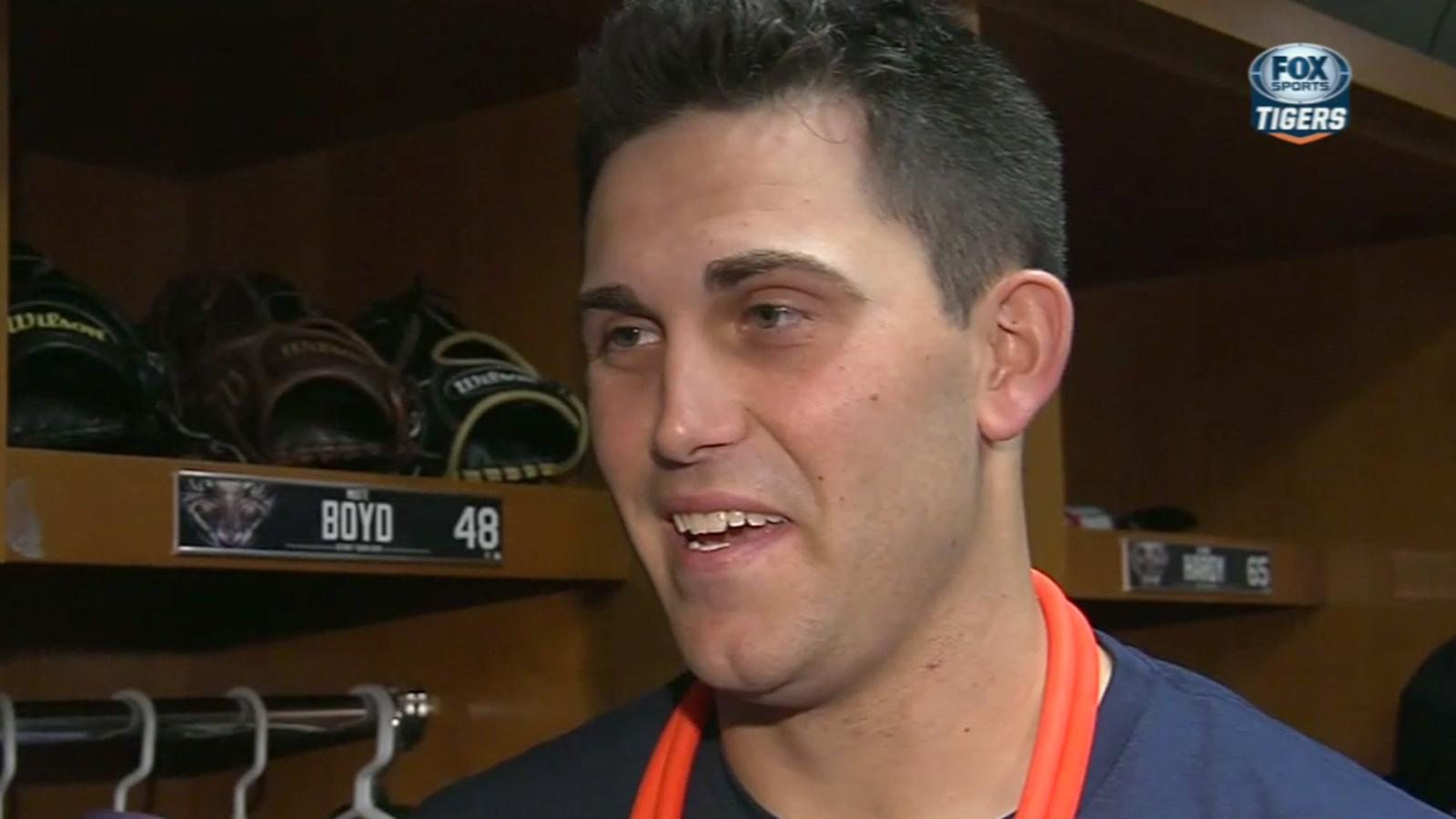 Tigers Pregame 8.10.15: Matt Boyd (VIDEO)