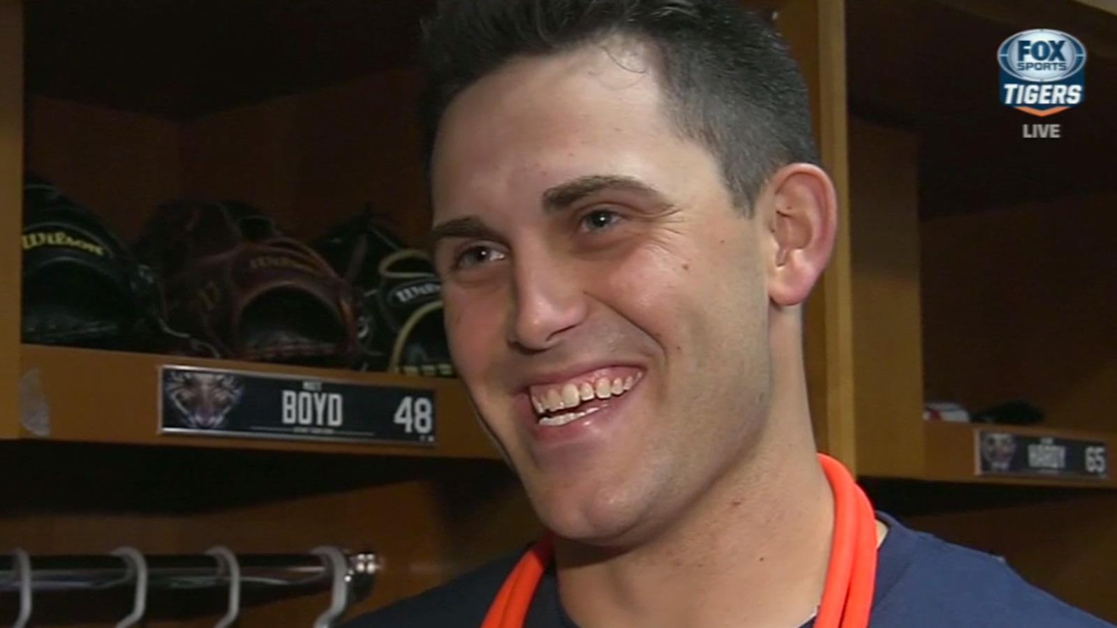 Tigers Pregame 8.16.15: Matt Boyd (VIDEO)