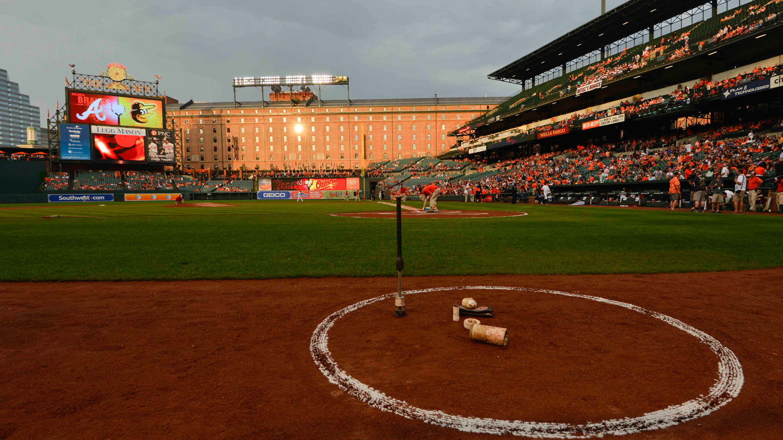 'Rebooting' Tigers open series in Baltimore