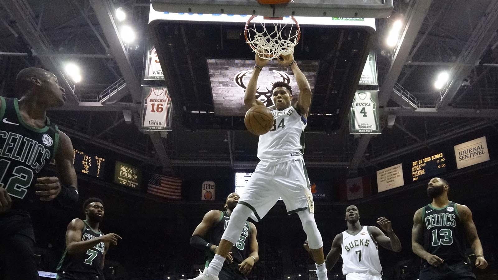 5 takeaways from Bucks-Celtics Game 4
