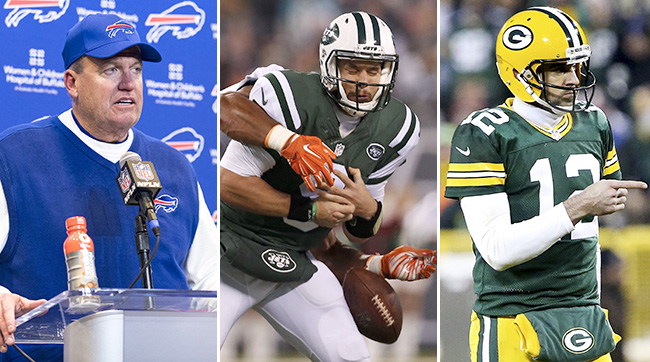 Bills Planning to be Browns 2.0? Jets Put the 'Turd' in Saturday, MVP Race Update