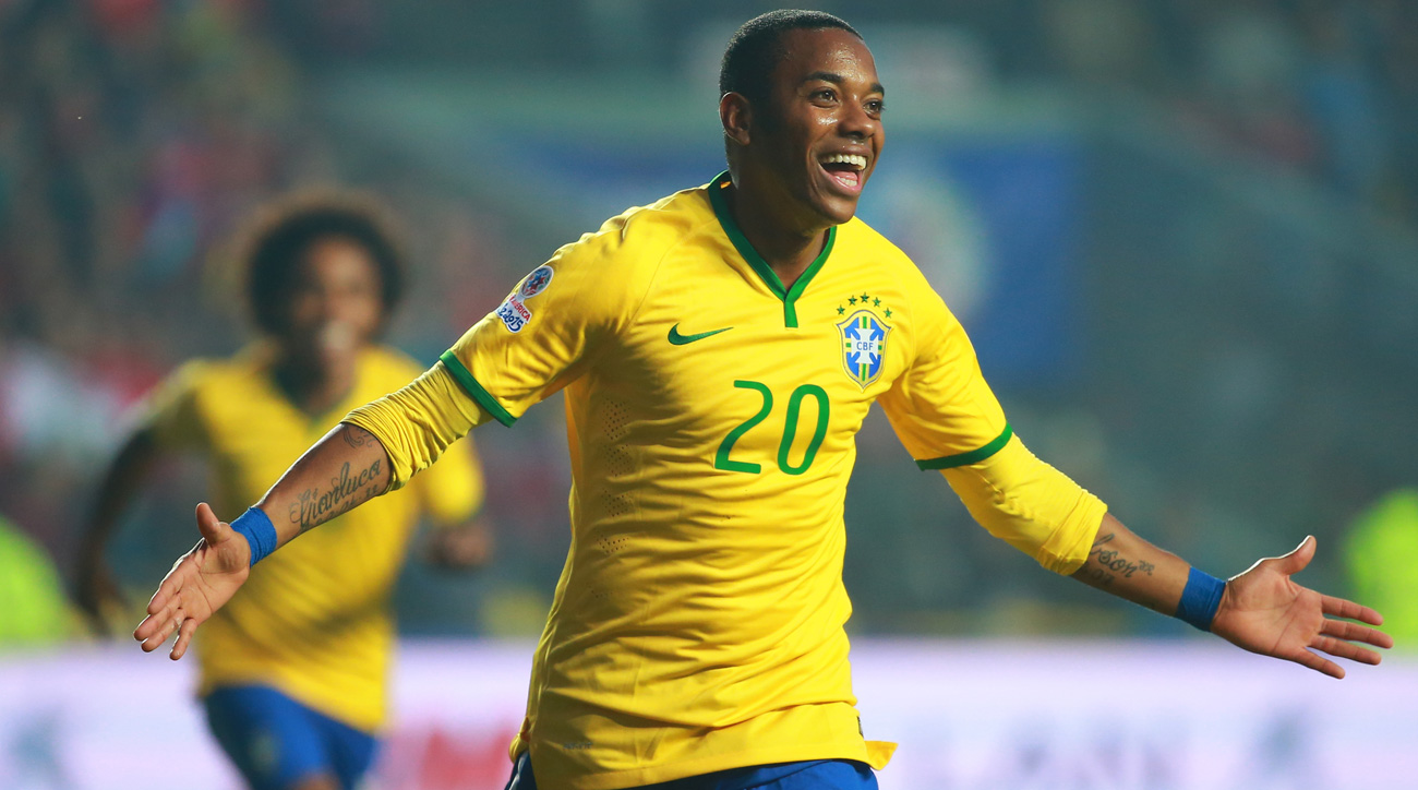 Robinho to play for Brazil in Chapecoense charity friendly