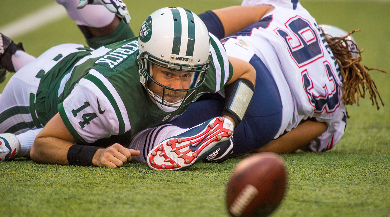 As it likely comes to a close, relive the Ryan Fitzpatrick era with this fantastic lowlight reel