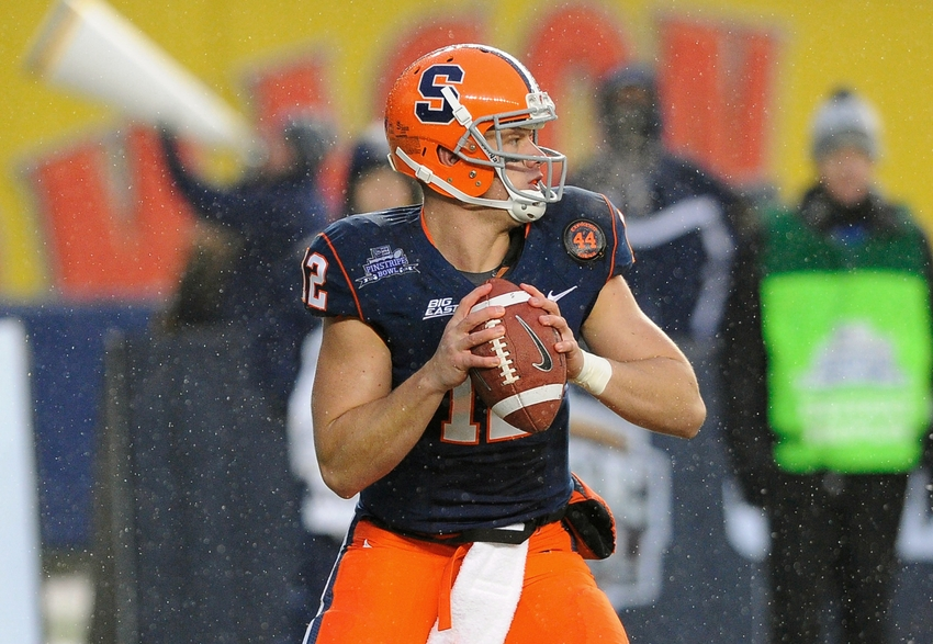 Syracuse Football Alumni in the NFL Part 1: Ryan Nassib