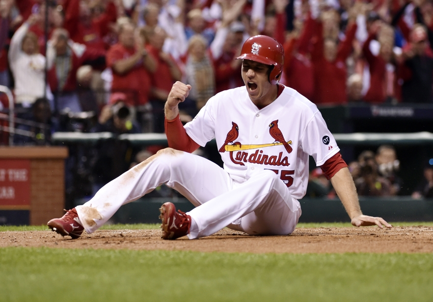 St. Louis Cardinals: Stephen Piscotty is Ranked #10 by MLB Network